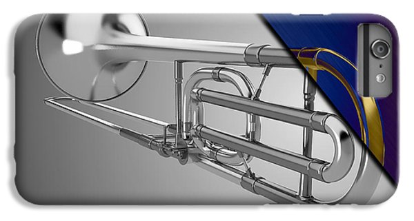 Trombone Collection IPhone 6s Plus Case by Marvin Blaine