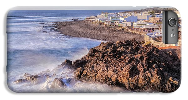 Canary iPhone 6s Plus Case - El Golfo - Lanzarote by Joana Kruse