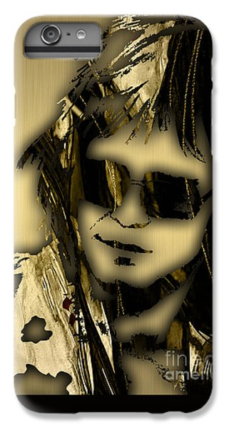 Elton John Collection IPhone 6s Plus Case by Marvin Blaine