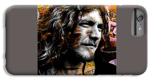Robert Plant Collection IPhone 6s Plus Case by Marvin Blaine