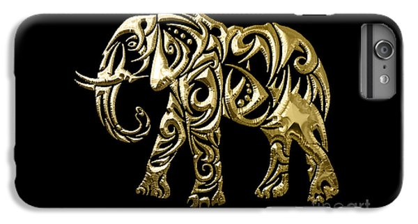 Elephant Collection IPhone 6s Plus Case by Marvin Blaine