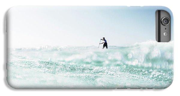 Ocean iPhone 6s Plus Case - 140902-2119 by Enric Gener
