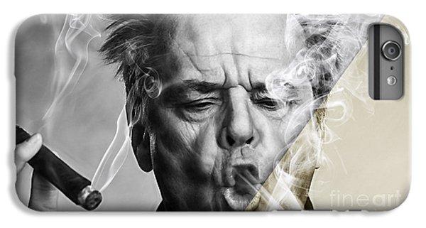 Jack Nicholson Collection IPhone 6s Plus Case by Marvin Blaine