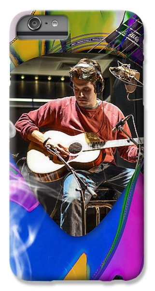 John Mayer Art IPhone 6s Plus Case
