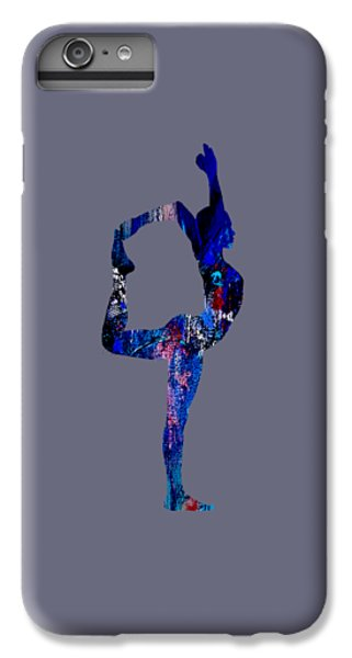Yoga Collection IPhone 6s Plus Case by Marvin Blaine
