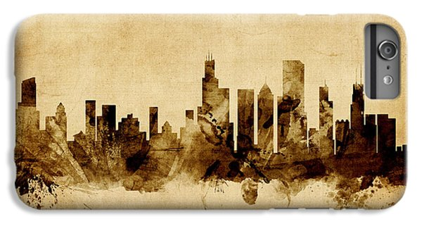 Chicago Illinois Skyline IPhone 6s Plus Case by Michael Tompsett