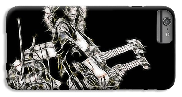 Jimmy Page iPhone 6s Plus Case - Jimmy Page Collection by Marvin Blaine