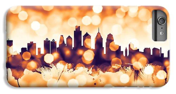 Philadelphia Pennsylvania Skyline IPhone 6s Plus Case