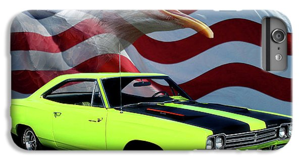 1969 Plymouth Road Runner Tribute IPhone 6s Plus Case