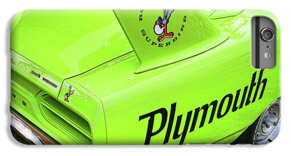1970 Plymouth Superbird IPhone 6s Plus Case by Gordon Dean II