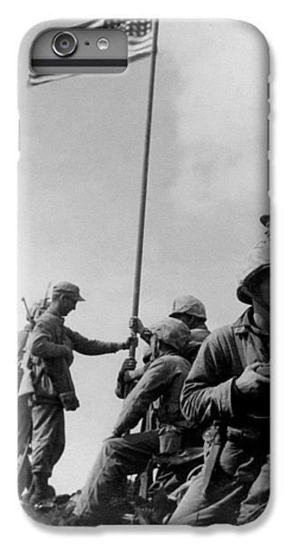 1st Flag Raising On Iwo Jima  IPhone 6s Plus Case