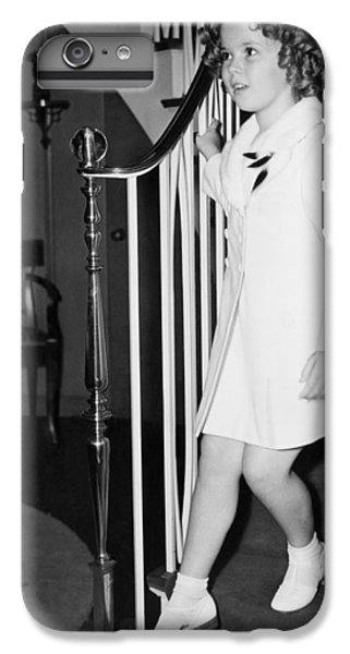 Actress Shirley Temple IPhone 6s Plus Case