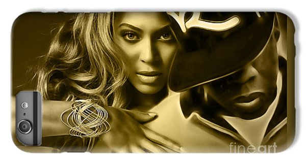 Beyonce Jay Z Collection IPhone 6s Plus Case