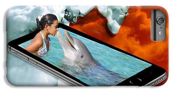 Dolphin Dreams IPhone 6s Plus Case
