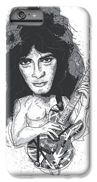 Eddie Van Halen IPhone 6s Plus Case