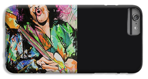Jimi Hendrix IPhone 6s Plus Case by Richard Day