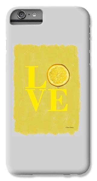 Lemon IPhone 6s Plus Case