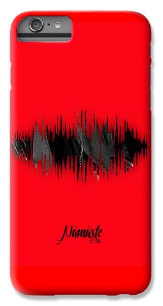 Namaste Spoken Soundwave IPhone 6s Plus Case