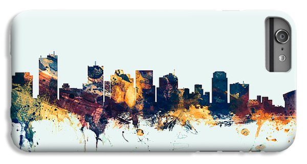 Phoenix Arizona Skyline IPhone 6s Plus Case by Michael Tompsett