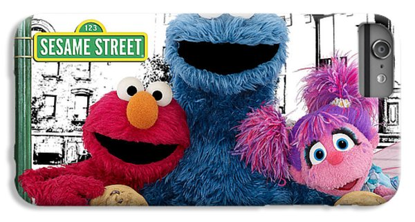 Sesame Street IPhone 6s Plus Case