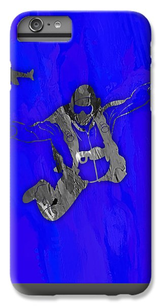 Skydiving Collection IPhone 6s Plus Case