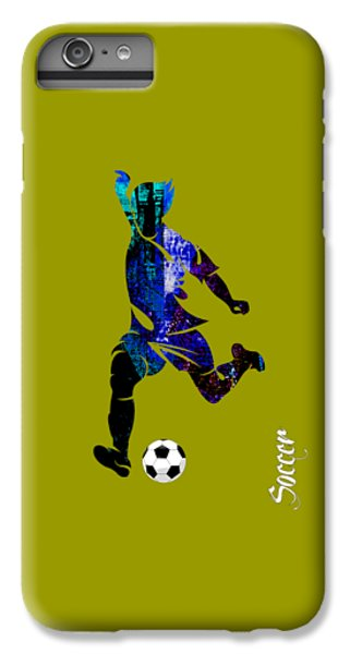 Soccer Collection IPhone 6s Plus Case by Marvin Blaine