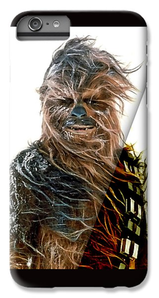 Star Wars Chewbacca Collection IPhone 6s Plus Case by Marvin Blaine