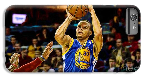 Steph Curry Collection IPhone 6s Plus Case