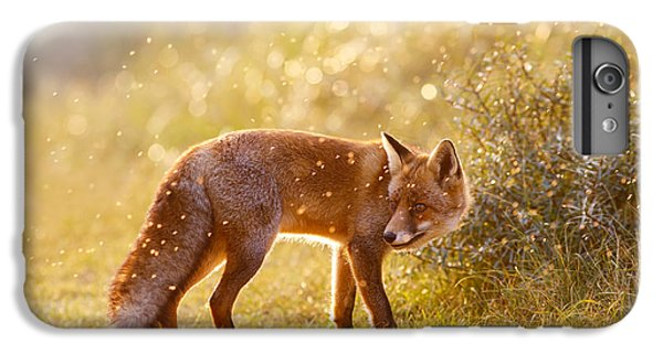 The Fox And The Fairy Dust IPhone 6s Plus Case by Roeselien Raimond