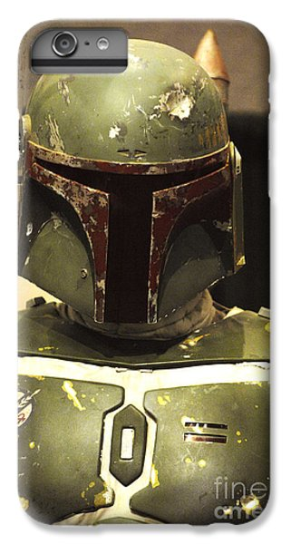 The Real Boba Fett IPhone 6s Plus Case