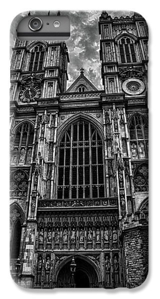 Westminster Abbey IPhone 6s Plus Case by Martin Newman