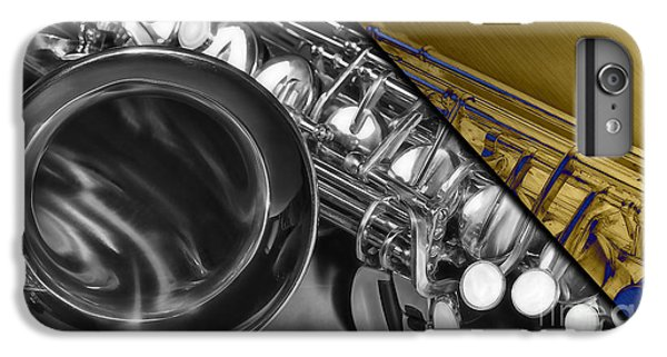 Saxophone Collection IPhone 6s Plus Case