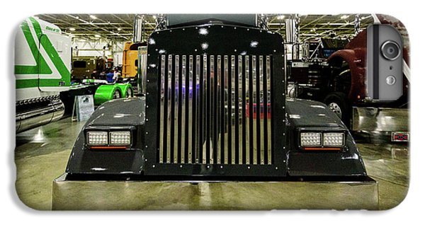 IPhone 6s Plus Case featuring the photograph 2000 Kenworth W900 by Randy Scherkenbach