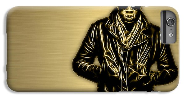 Jay Z Collection IPhone 6s Plus Case by Marvin Blaine