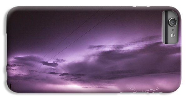 Nebraskasc iPhone 6s Plus Case - 6th Storm Chase 2015 by NebraskaSC