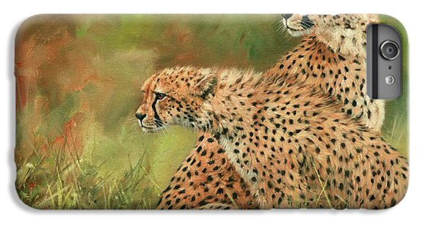 Cheetahs IPhone 6s Plus Case