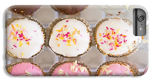 Fairy Cake iPhone 6s Plus Case - Cup Cakes by Tom Gowanlock