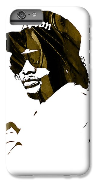Eazy E Straight Outta Compton IPhone 6s Plus Case by Marvin Blaine