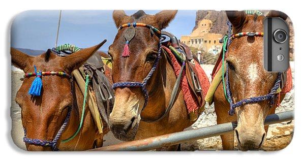 Greece iPhone 6s Plus Case - Fira - Santorini by Joana Kruse