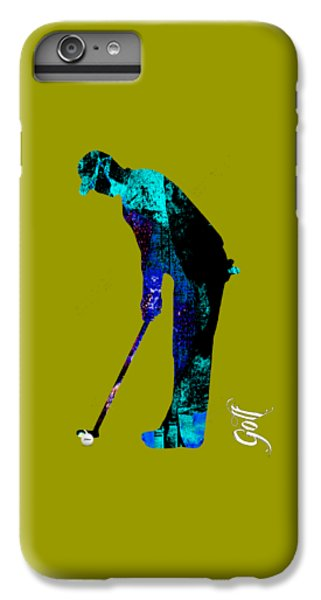 Golf Collection IPhone 6s Plus Case