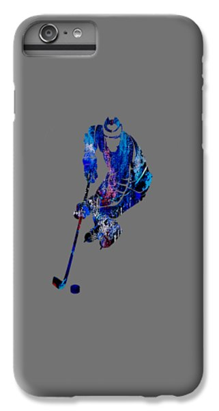 Hockey Collection IPhone 6s Plus Case by Marvin Blaine