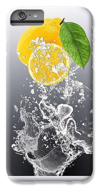 Lemon Splast IPhone 6s Plus Case