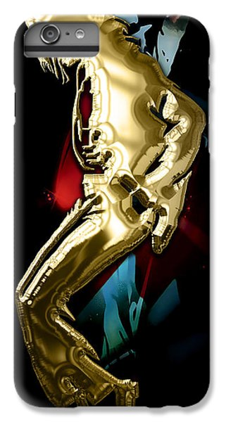 Michael Jackson Collection IPhone 6s Plus Case by Marvin Blaine