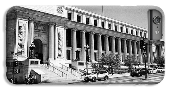 Postal Square Building Washington Dc Usa IPhone 6s Plus Case
