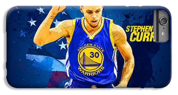 Stephen Curry IPhone 6s Plus Case