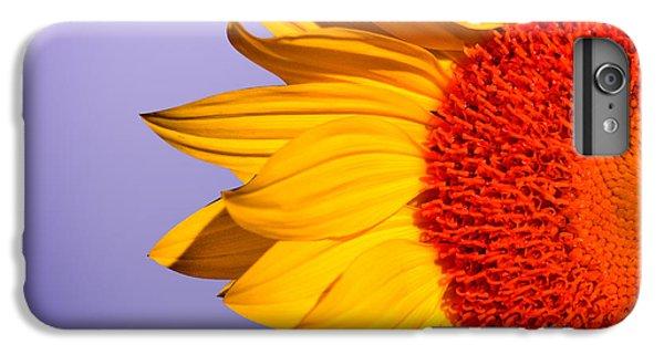 Sunflowers IPhone 6s Plus Case by Mark Ashkenazi
