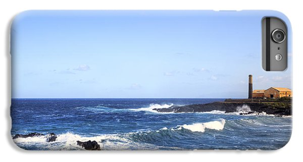 Canary iPhone 6s Plus Case - Tenerife - Garachico  by Joana Kruse