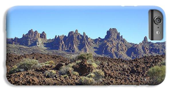 Canary iPhone 6s Plus Case - Tenerife - Mount Teide by Joana Kruse