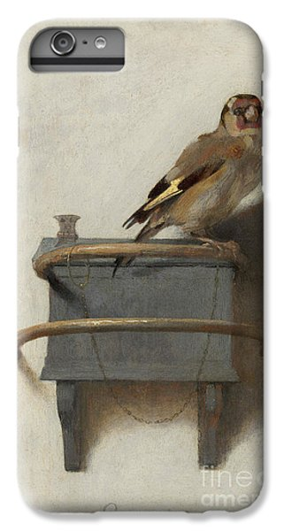 The Goldfinch IPhone 6s Plus Case