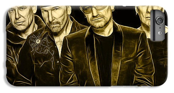 U2 Collection IPhone 6s Plus Case by Marvin Blaine